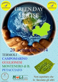 Green Day Molise
